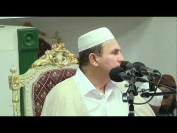 Quran Recitation by Shaikh Dr Ahmed Nuaina Madrasah Islamiah Houston 12May2007